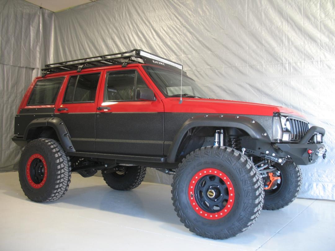 jeep bedliner