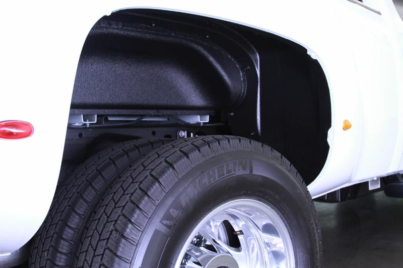 5 wheel well liner